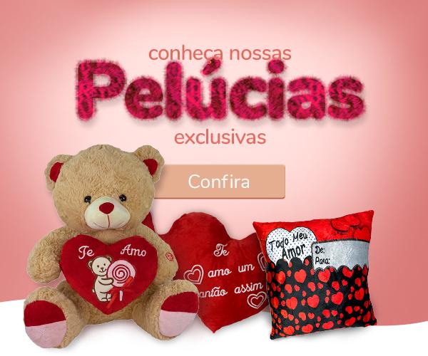 Banner Principal - Pelúcias